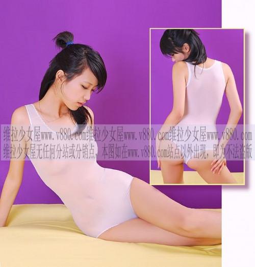 【下着モデル】中国の下着モデルお姉さん、絶妙に清楚系美人で糞エロいwwwwwwww(画像30枚)・17枚目