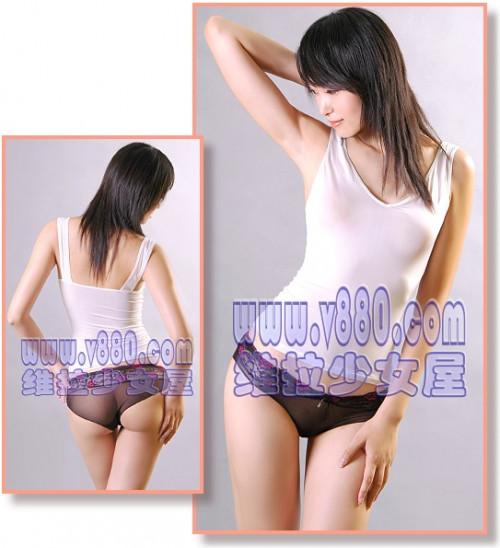 【下着モデル】中国の下着モデルお姉さん、絶妙に清楚系美人で糞エロいwwwwwwww(画像30枚)・20枚目