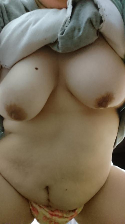 """【デブ専エロ】見た目さえ気にしなければセックスは一番気持ちよさそうな""""激ポチャ素人""""のエロ画像・23枚目"""