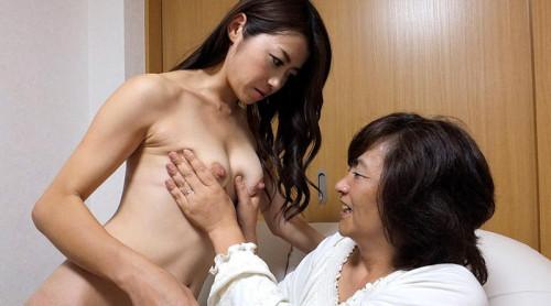 【百合BBA】熟女のレズというAVジャンルの中でも最高にトロトロなエロ画像・14枚目